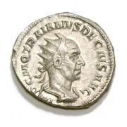 Roman Emperor Gaius Messius Quintus Decius